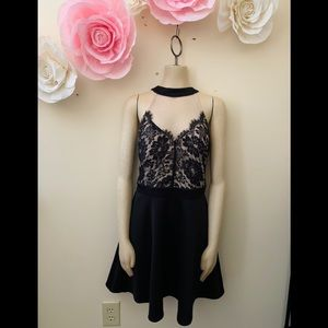 Rue21 Beautiful black dress. Size M